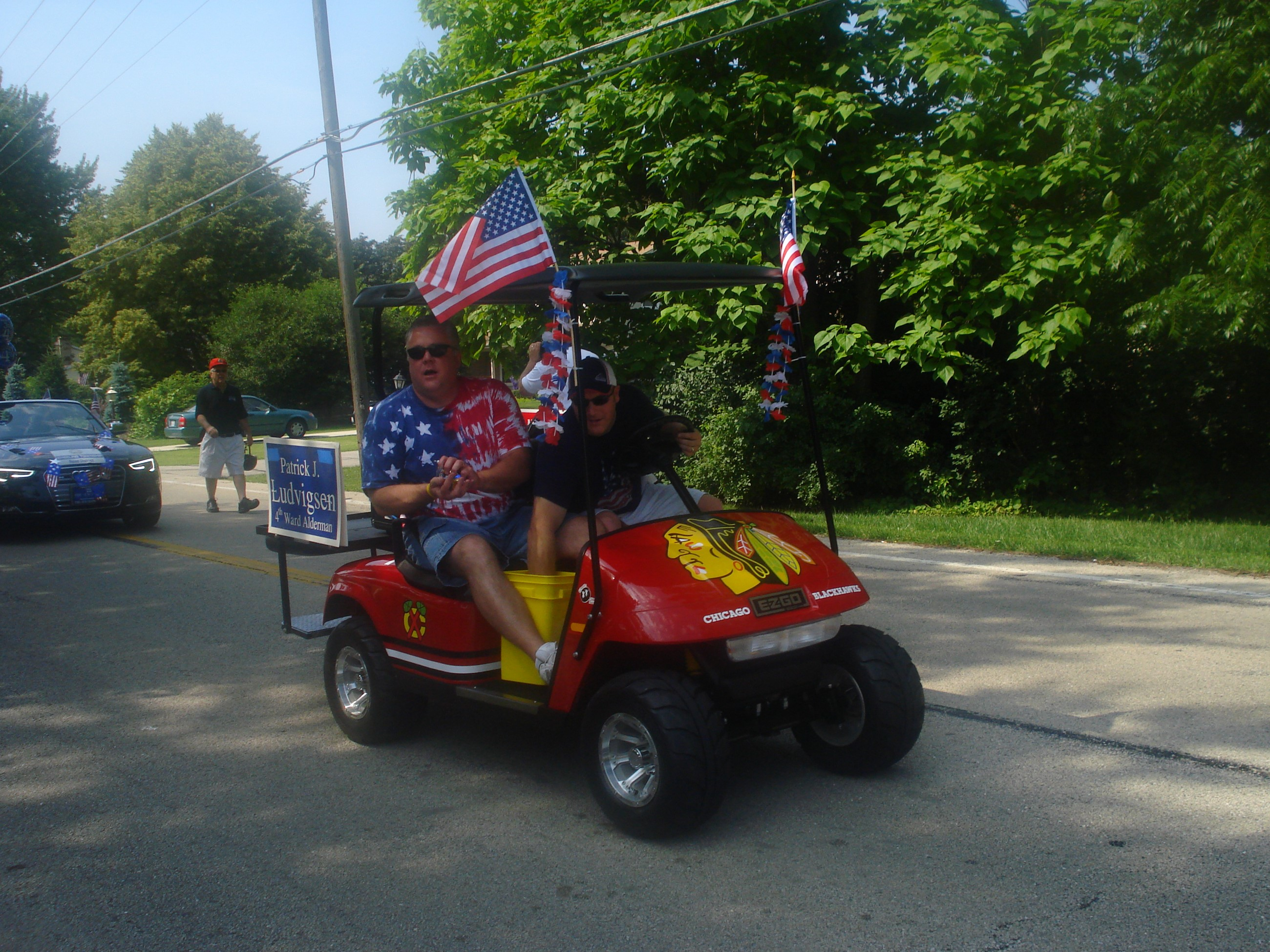 Fourth of July Parade 2013